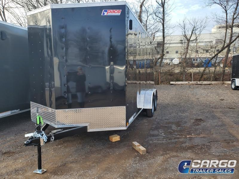 2022 Pace American OB7x16TE2DLX Other Trailer