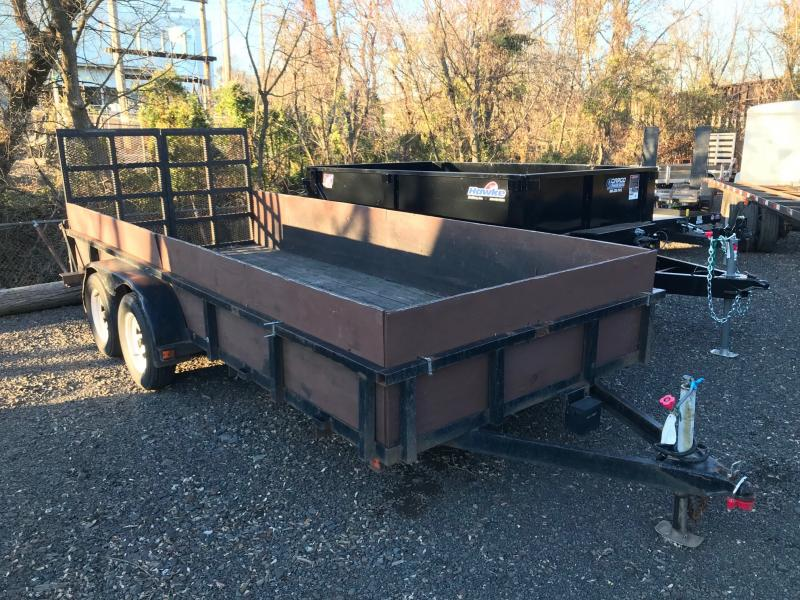 2004 Top Brand 6x16 Other Trailer