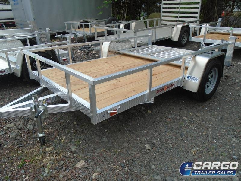 2021 Sport Haven AUT610 Utility Trailer