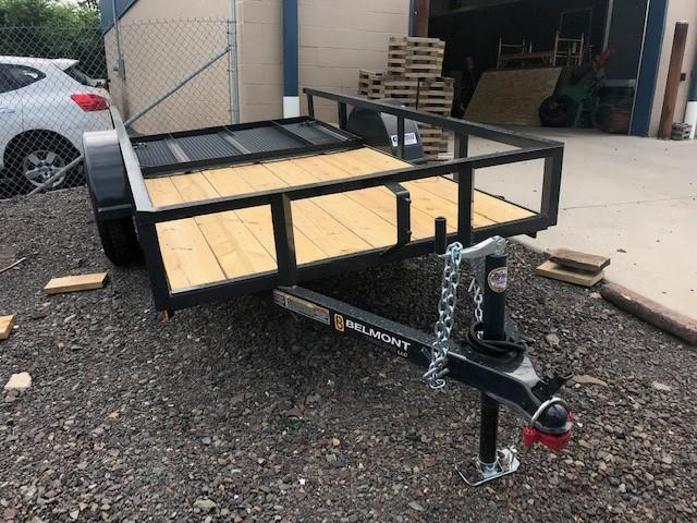 2020 Belmont Machine UT510SS Utility Trailer