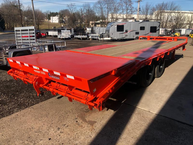 2020 PJ Trailers PL 24 25K AVAILABLE TO ORDER Equipment Trailer