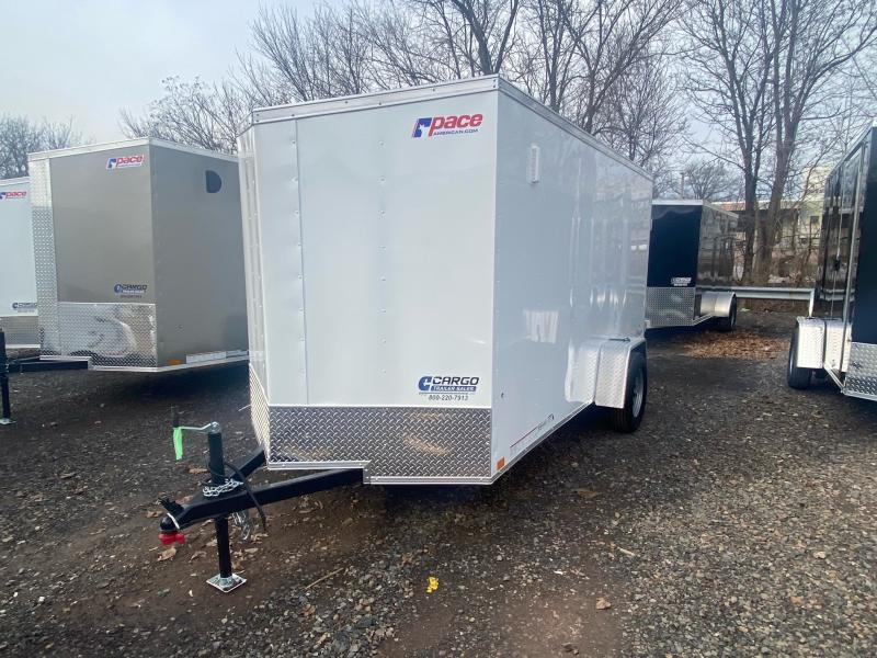 2022 Pace American OB6x12SIDLX Other Trailer