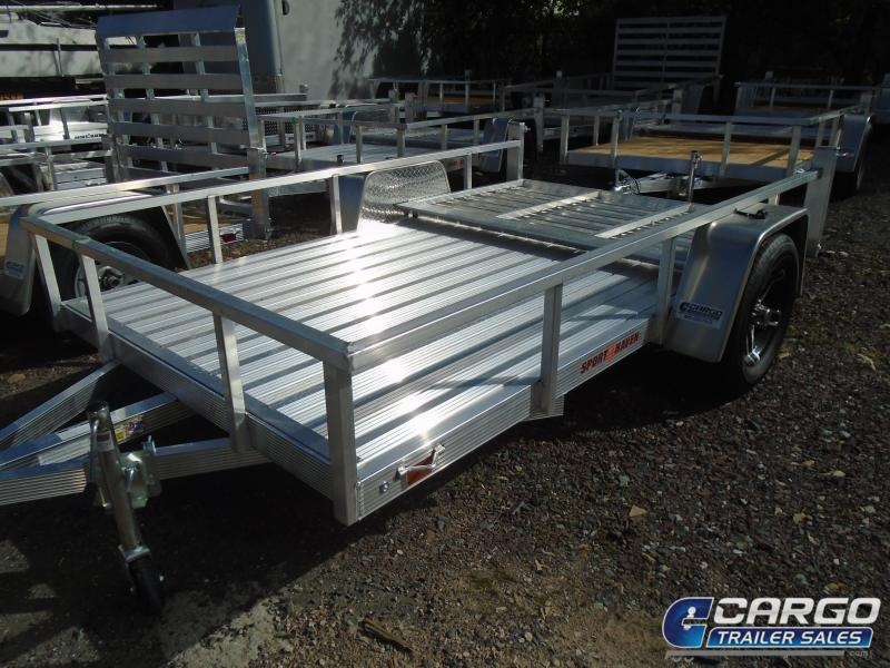 2021 Sport Haven AUT610D Utility Trailer