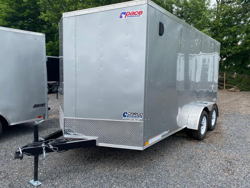 2022 Pace American OB7X14TE2DLX  Other Trailer