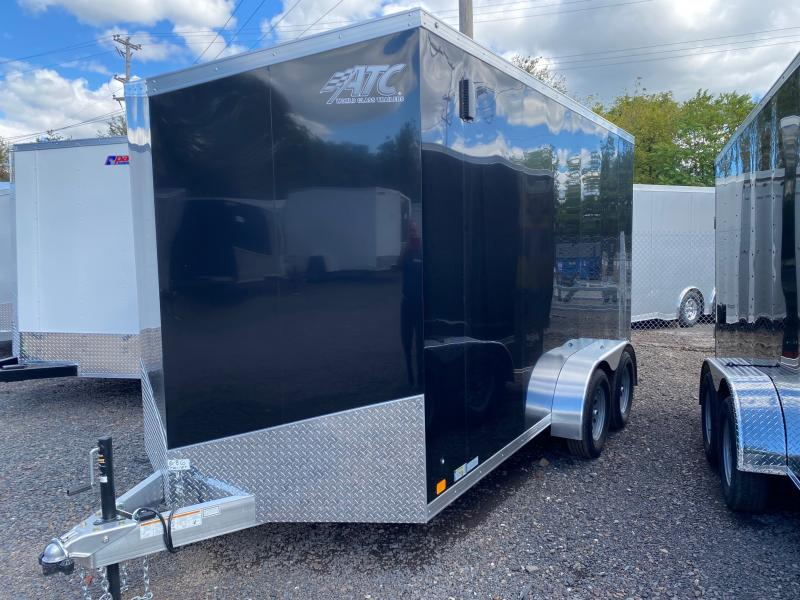 2022 Aluminum Trailer Company CGLAB7014 Enclosed Cargo Trailer