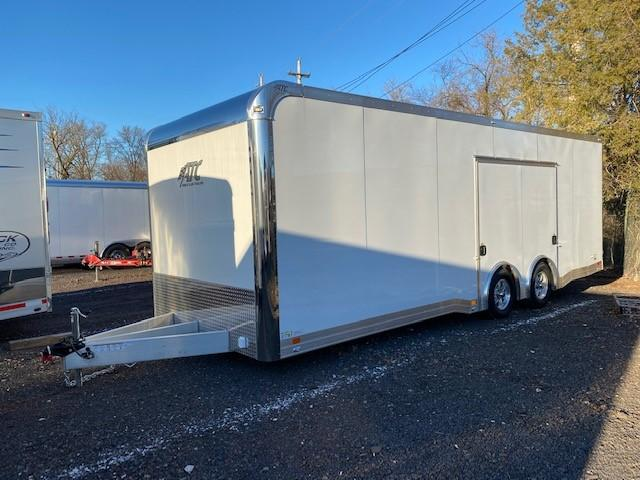 2021 Aluminum Trailer Company QSTAB8524+0-2T5.2K Other Trailer