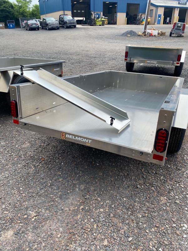 2021 Belmont Machine AIR108 Utility Trailer