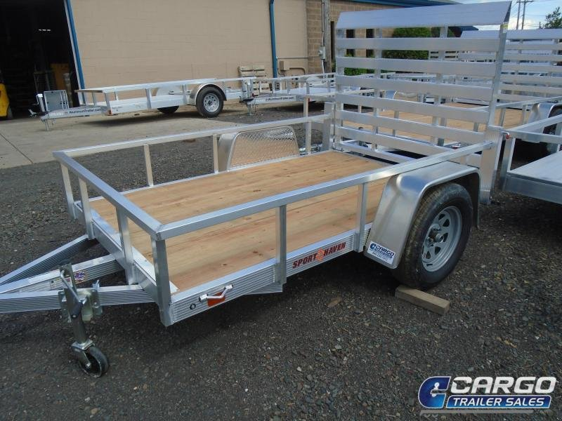 2020 Sport Haven AUT508 Utility Trailer