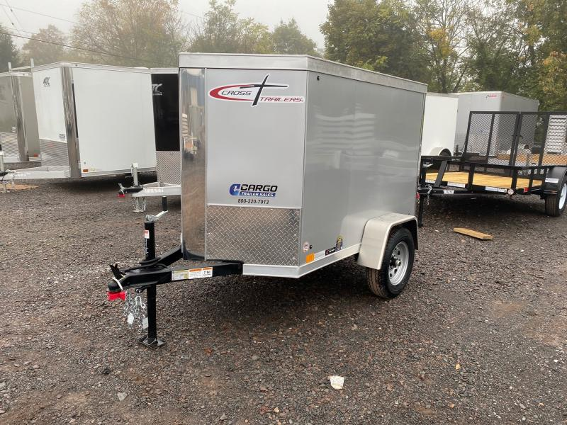 2021 Cross Trailers 46SA Enclosed Cargo Trailer