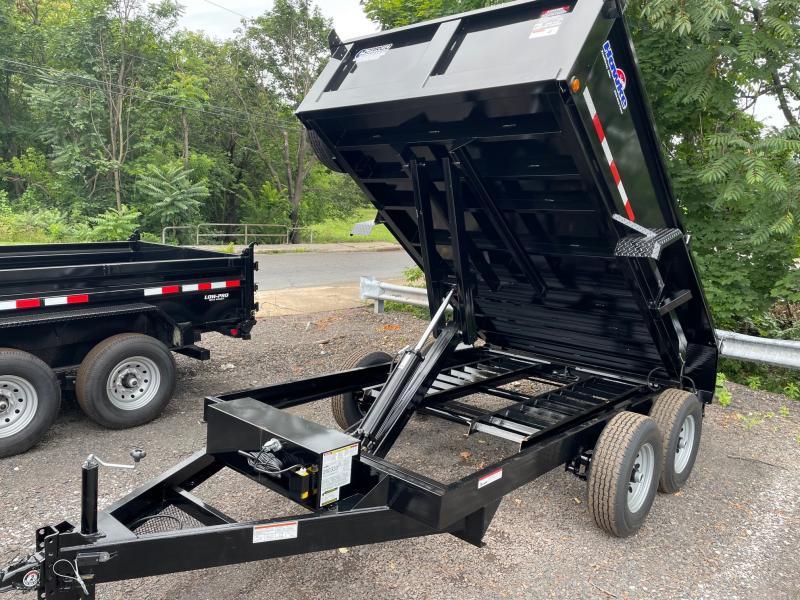 2021 Hawke Trailers LPT612H Dump