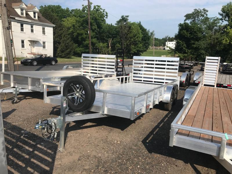 2020 Sport Haven AUT718TD Utility Trailer
