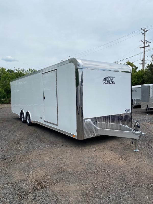 2021 Aluminum Trailer Company RAVAB8528+0-2T5.2K Car / Racing Trailer
