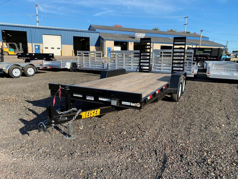 2021 Reiser Trailers ETX1810K Other Trailer
