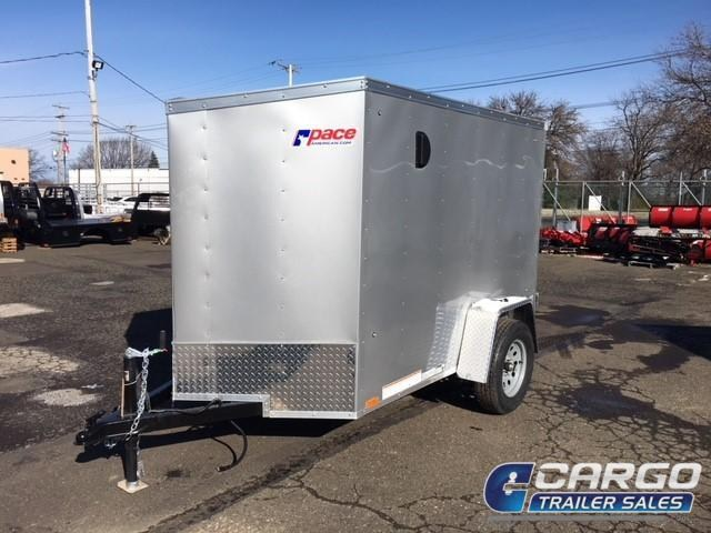 2021 Pace American OB 5x8 Other Trailer