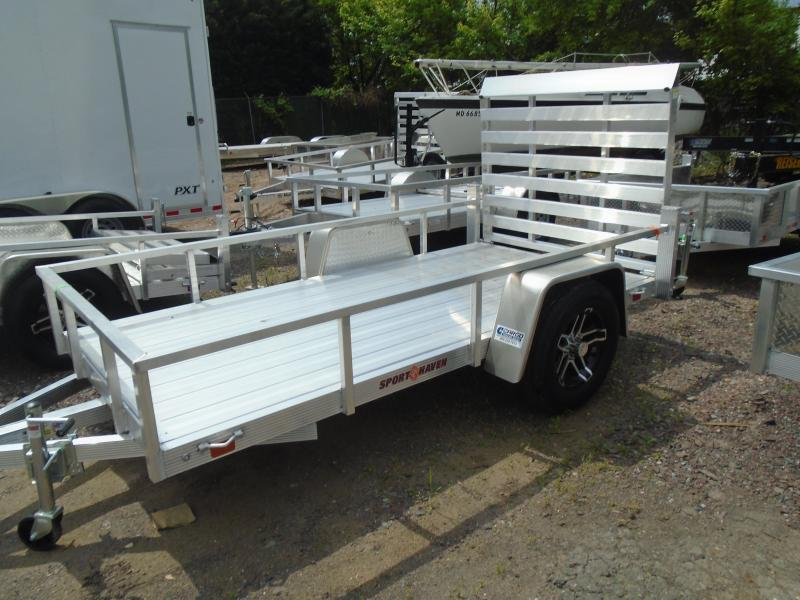 2021 Sport Haven AUT510D Utility Trailer