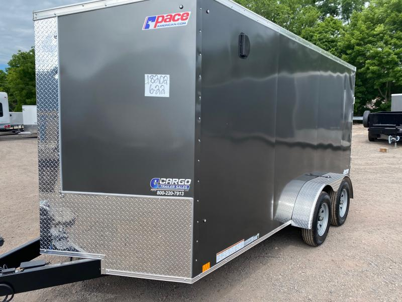 2021 Pace American JV 714 Enclosed Cargo Trailer