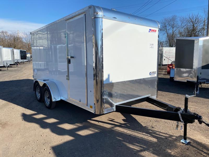 2022 Pace American JV7X14TE Enclosed Cargo Trailer