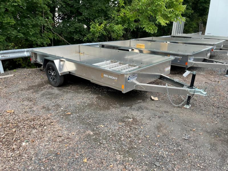 2021 Belmont Machine AIR7312 Utility Trailer