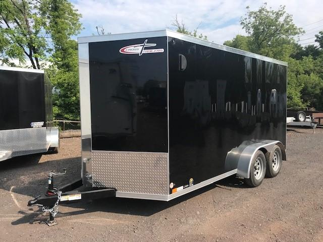 2021 Cross Trailers 714 Enclosed Cargo Trailer