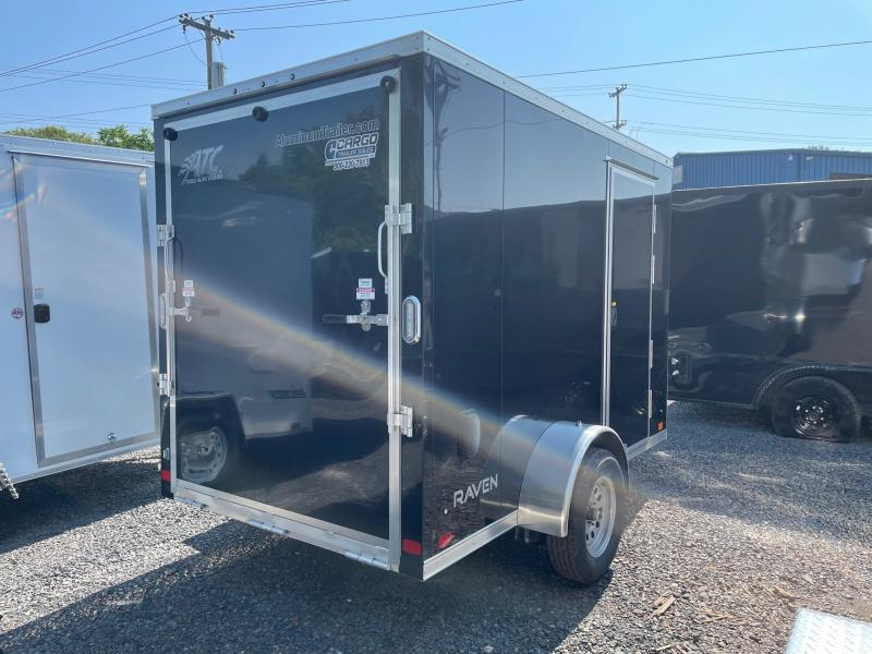 2022 Aluminum Trailer Company GGLAB6010 Enclosed Cargo Trailer