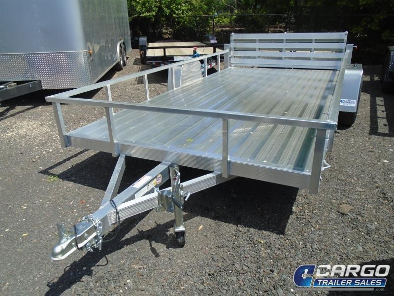 2022 Sport Haven AUT714D-F  Utility Trailer