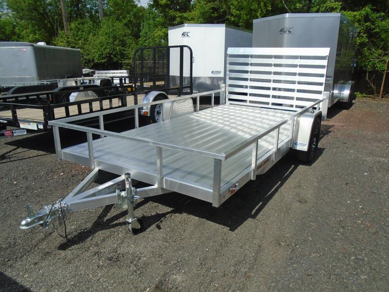 2021 Sport Haven AUT714D Utility Trailer