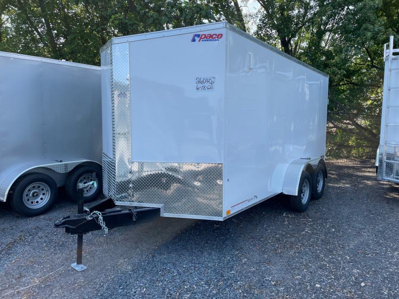 2022 Pace American JV7X14TE2SE  Enclosed Cargo Trailer