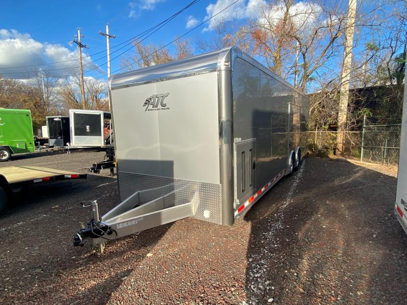 2021 Aluminum Trailer Company QSTAB8528 Car / Racing Trailer