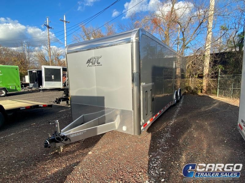 2021 Aluminum Trailer Company QSTAB8528 Other Trailer