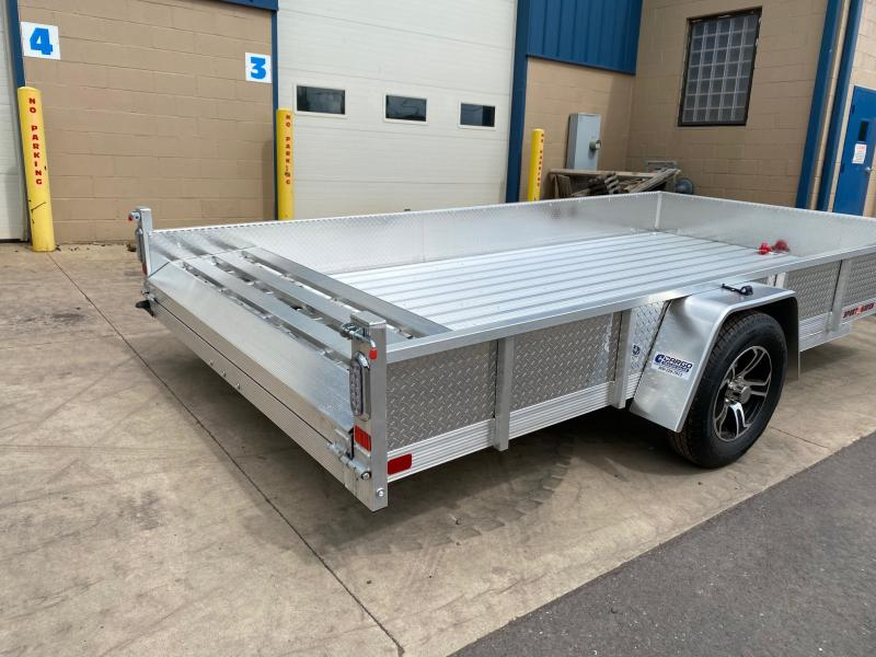 2021 Sport Haven AUT714DS-f Utility Trailer
