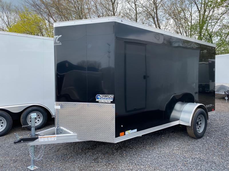 2022 Aluminum Trailer Company RAVAB6012 Enclosed Cargo Trailer