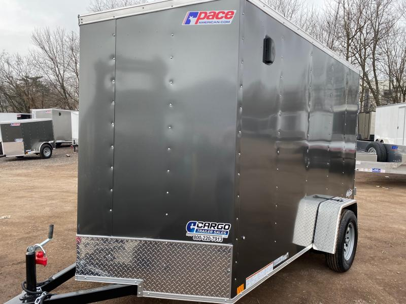 2021 Pace American OB 6X10 Enclosed Cargo Trailer