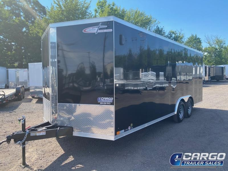 2021 Cross Trailers 820TA Car / Racing Trailer