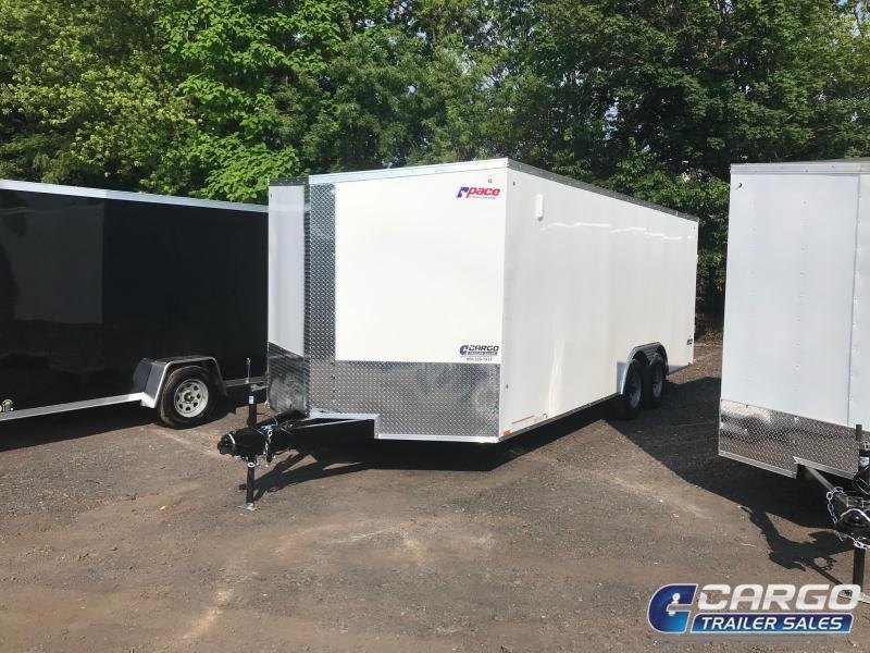 2021 Pace American JV85x20  Car / Racing Trailer