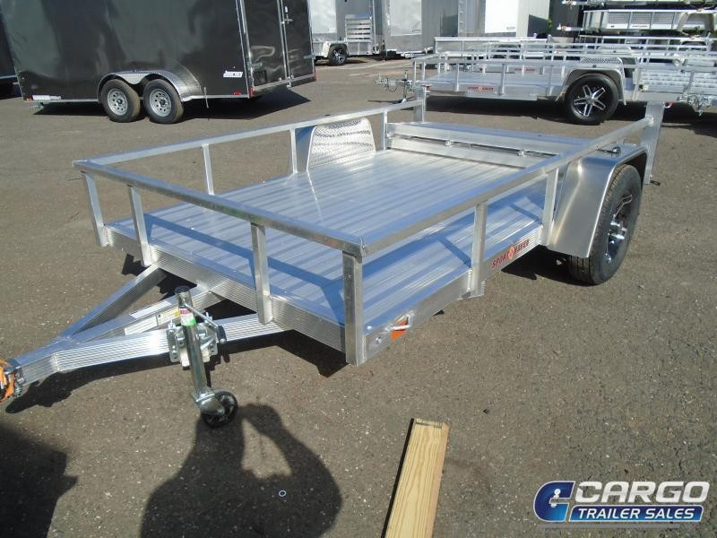 2021 Sport Haven AUT610D-F Utility Trailer