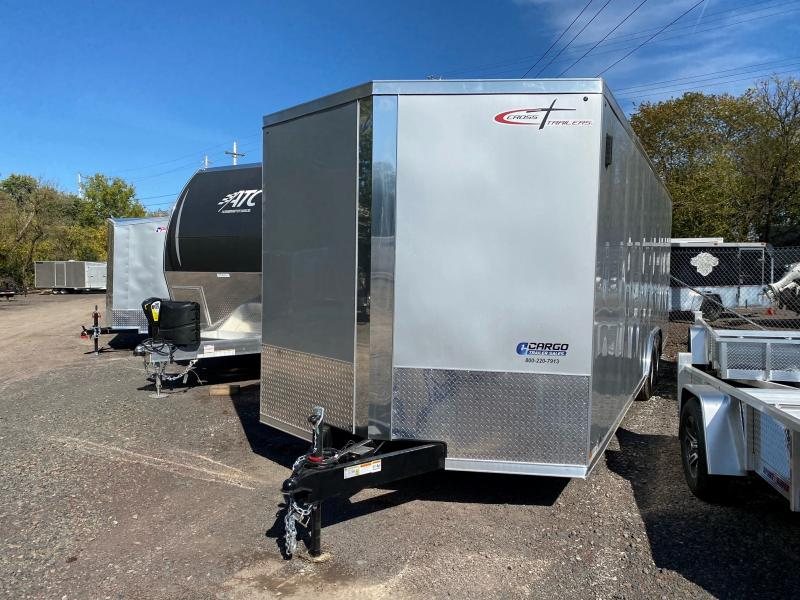 2021 Cross Trailers 824TA Car / Racing Trailer