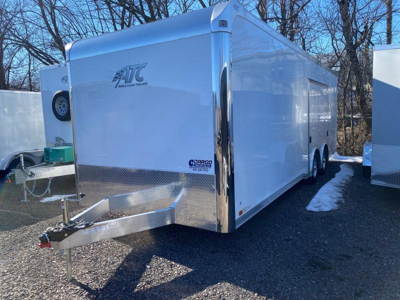 2021 Aluminum Trailer Company RAVAB8524 Car / Racing Trailer
