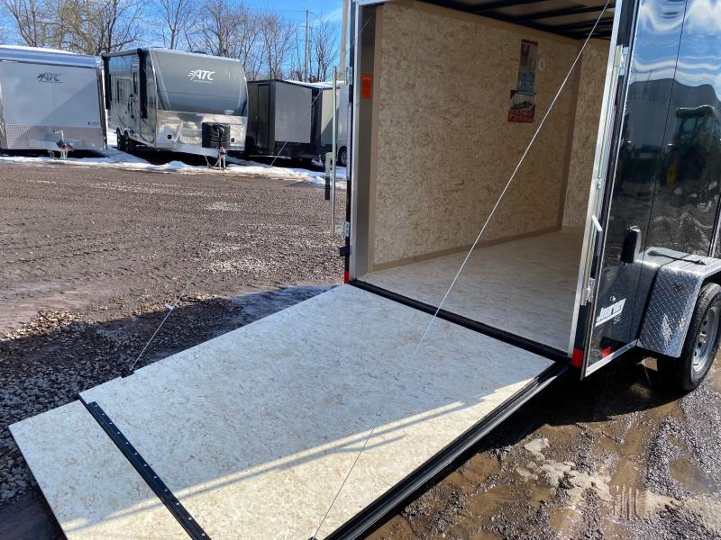 2022 Pace American JV6X10S12SE Enclosed Cargo Trailer