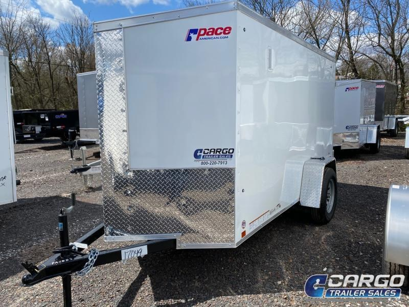 2021 Pace American JV 5x10 Enclosed Cargo Trailer