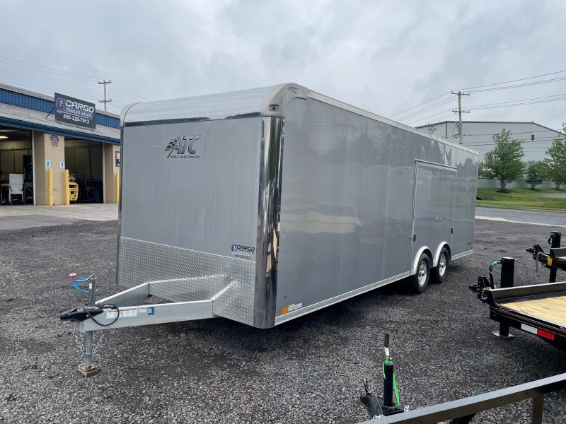2018 ATC RAV8524 Car / Racing Trailer