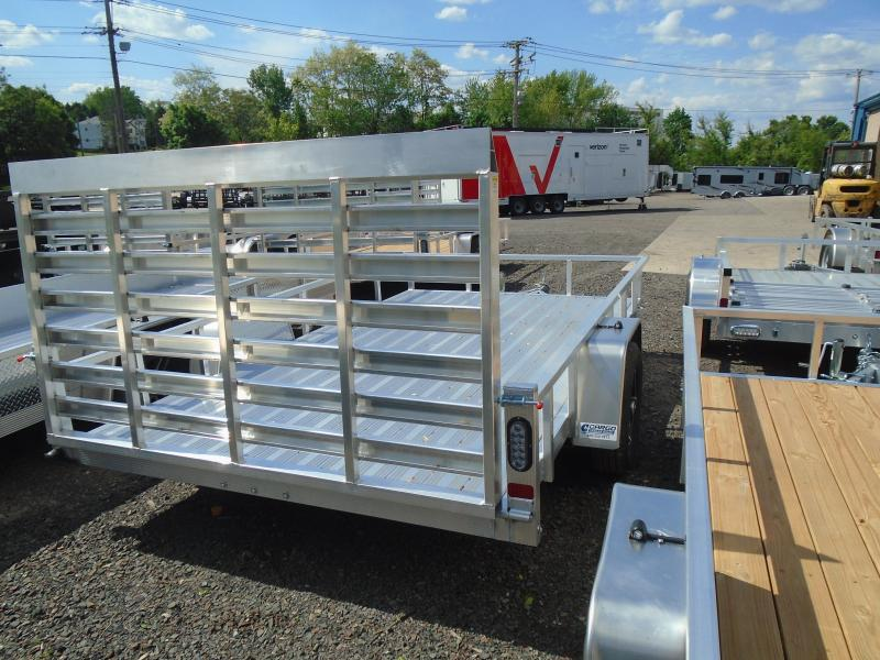 2021 Sport Haven AUT712D Utility Trailer