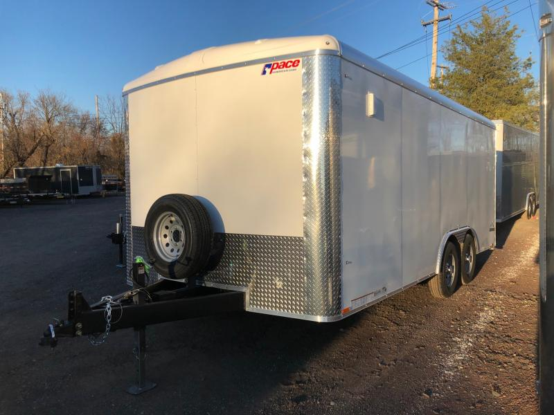 2021 Pace American SUMMIT8.5X18 Enclosed Cargo Trailer