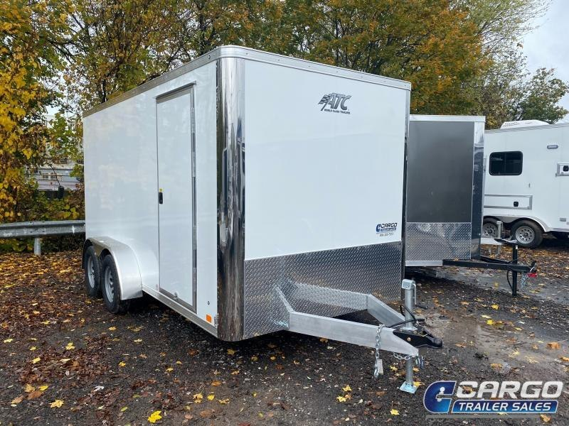 2021 Aluminum Trailer Company RAVAB7014 Enclosed Cargo Trailer