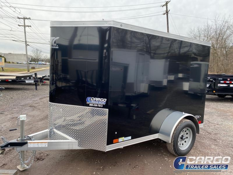 2020 Aluminum Trailer Company RAVAB5008 Enclosed Cargo Trailer