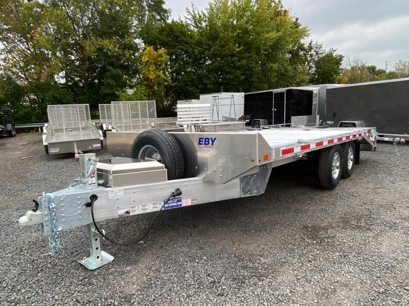 2021 EBY BH18EQP Equipment Trailer