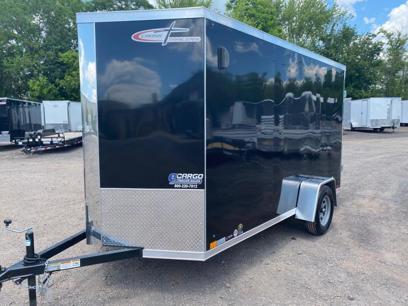 2021 Cross Trailers 612SA Enclosed Cargo Trailer