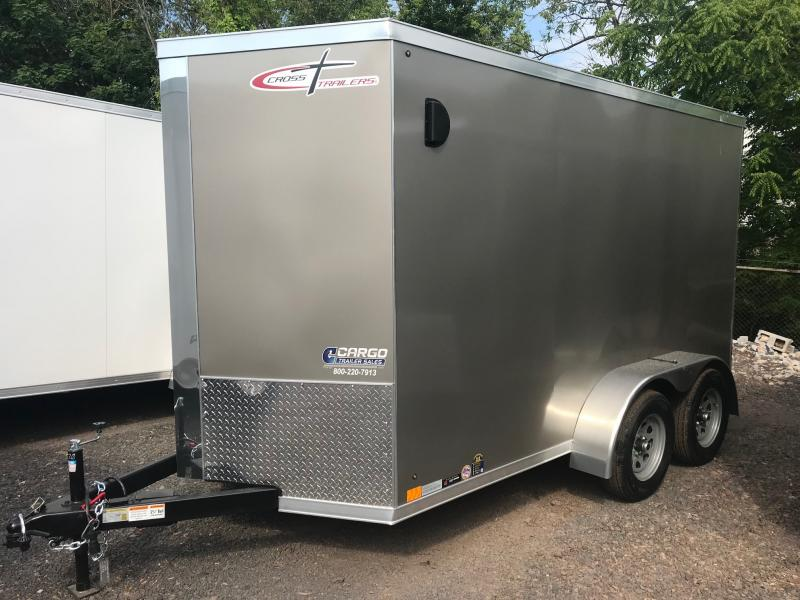 2021 Cross Trailers 612TA Enclosed Cargo Trailer