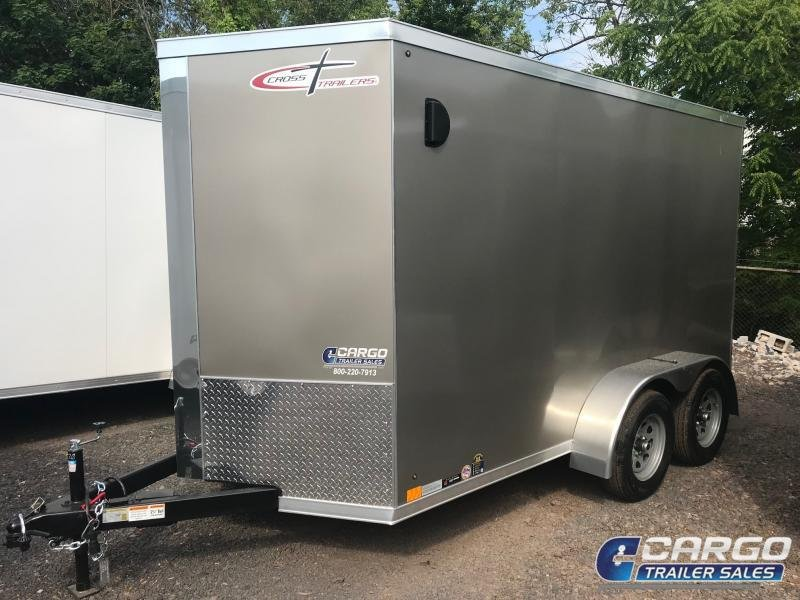 2021 Cross Trailers 612TA Enclosed Cargo Trailer