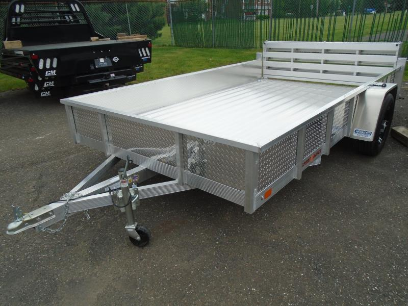 2020 Sport Haven AUT712DS-F Utility Trailer