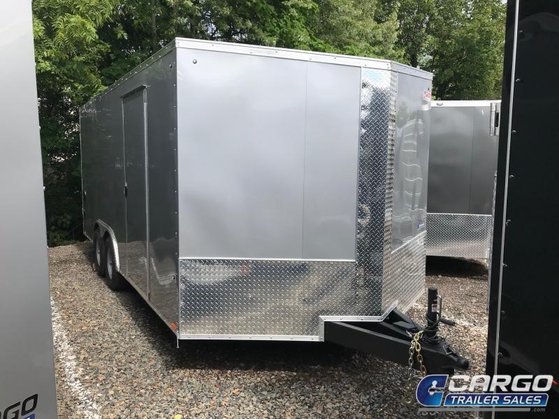 2021 Pace American JV 85x18 Car / Racing Trailer